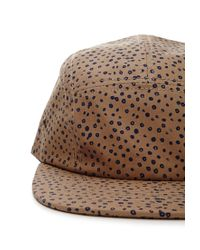 Forever 21 | Blue Men Abstract Five-panel Hat for Men | Lyst