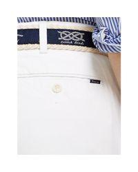 Polo Ralph Lauren - White Classic-fit Pima Chino for Men - Lyst