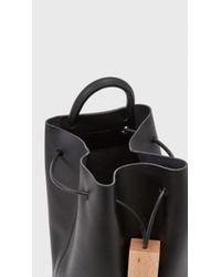 Building Block - Black Convertible Bucket Back Pack - Lyst