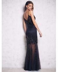 Free People | Blue Azealia Dress | Lyst