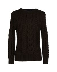Ralph Lauren Black Label - Green Jumper for Men - Lyst