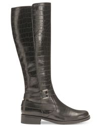 Aerosoles - Black With Pride Tall Boots - Lyst