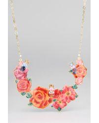 N2 - Metallic Necklace / Longcollar - Lyst
