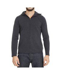 Z Zegna - Gray Ermenegildo Zegna Men's Sweater for Men - Lyst