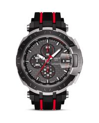 Tissot - Black T-Race Motogp Limited Edition 2015 Men'S Automatic Chronograph, 45Mm for Men - Lyst