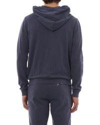 American Vintage - Blue Bryant Hooded Sweatshirt for Men - Lyst