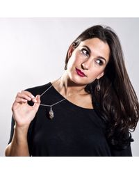 Manja - Metallic Riana Necklace - Lyst