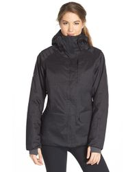 Helly Hansen Black 'blanchette' Waterproof Jacket