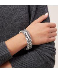 Hobbs | Metallic Bess Bracelet | Lyst