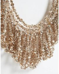ALDO | Metallic Wawota Necklace | Lyst