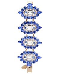 Halaby | Blue Flamingo Bracelet | Lyst