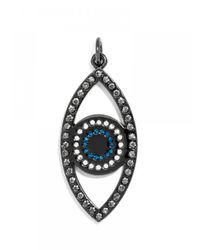 BaubleBar | Blue Sapphire Seer Charm | Lyst