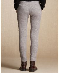 Belstaff - Gray Vic Trousers - Lyst
