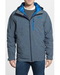 The North Face - Blue Thermoball Triclimate 3-in-1 Waterproof Snow Jacket for Men - Lyst