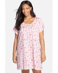 Carole Hochman - Pink Sleep Shirt - Lyst