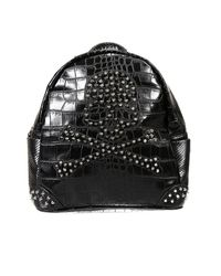 Philipp Plein | Black Backpack Woman | Lyst