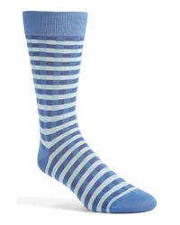 Pantherella - Blue 'chandos' Socks - Lyst