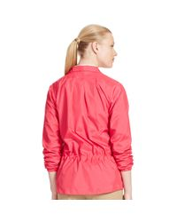 Ralph Lauren Golf - Pink Water-resistant Jacket - Lyst