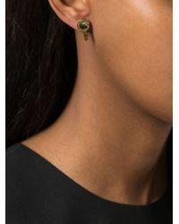 Marc By Marc Jacobs - Metallic Key Stud Earrings - Lyst