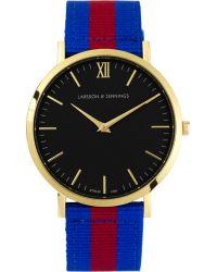 Larsson & Jennings | Black 'liten' Watch | Lyst