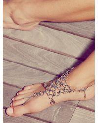 Haati Chai | Metallic Khacha Anklet | Lyst