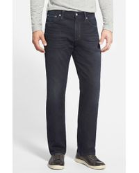 Citizens of Humanity - Blue 'sid' Classic Straight Leg Jeans for Men - Lyst