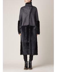 Zero + Maria Cornejo - Black Eo Coat - Lyst