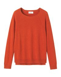 Toast | Cashmere/wool Textured Pullover | Lyst
