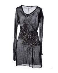 Masnada | Black T-shirt | Lyst