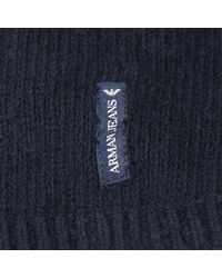 Armani Jeans - Blue Hat for Men - Lyst