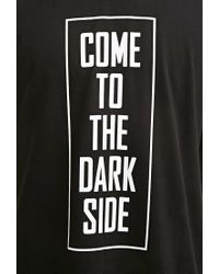 Forever 21 - Black Star Wars Graphic Tee You've Been Added To The Waitlist for Men - Lyst