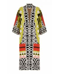 Temperley London - Metallic Gayla Coat - Lyst