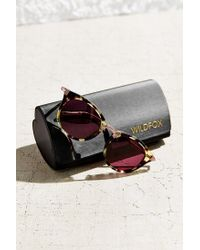 Wildfox - Brown Sunset Frame Sunglasses - Lyst