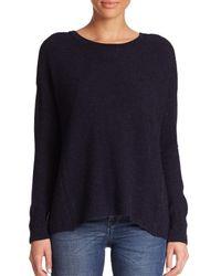 M.i.h Jeans | Black Delmar Alpaca Sweater | Lyst