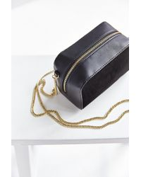 Kimchi Blue | Black Mini Zip Crossbody Bag | Lyst