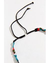 Urban Outfitters | Multicolor Beaded Choker Necklace | Lyst