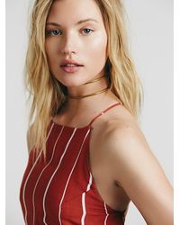 Free People | Red Faithfull Womens Hey Beau Maxi | Lyst