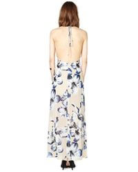 Nasty Gal | Blue Islander Maxi Dress | Lyst