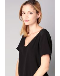 Chanael K | Black Earrings | Lyst