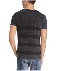 BOSS Orange | Gray T-shirt 'tilston' In Cotton for Men | Lyst