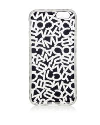 Marc Jacobs - Black Scrambled Logo Iphone 6 Case - Lyst