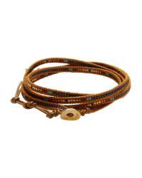 Chan Luu | Blue Bracelet | Lyst