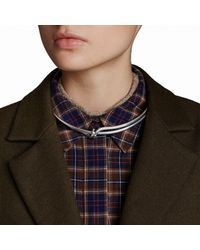 Trademark | Metallic Coil Torque Necklace | Lyst