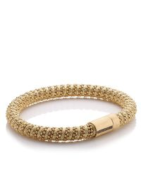 Carolina Bucci | Metallic Yellow Gold/gold Twister Bracelet | Lyst