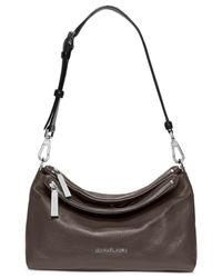 Michael Kors | Gray Michael Jane Medium Shoulder Bag | Lyst