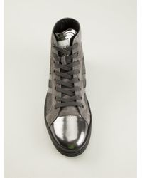 Hogan Rebel - Gray 'Hxw141' Trainers - Lyst