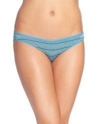 Felina | Blue 'sublime' Bikini | Lyst