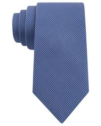 Michael Kors - Blue Two-Tone Pin Dot Tie for Men - Lyst