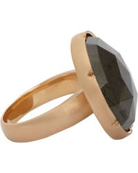 Irene Neuwirth | Pink Women's Rainbow Moonstone Ring | Lyst