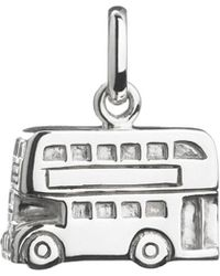 Links of London | Metallic Routemaster Sterling Silver Charm | Lyst